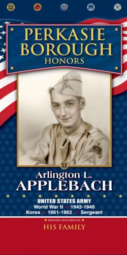 Arlington L. Applebach