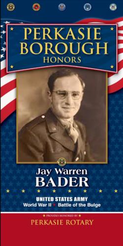 Jay Warren Bader