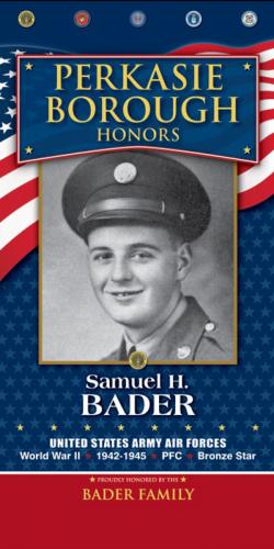 Samuel H. Bader