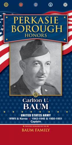 Carlton U. Baum