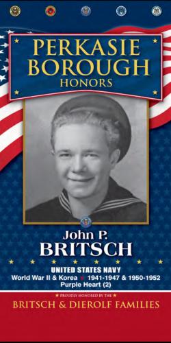 John P. Britsch
