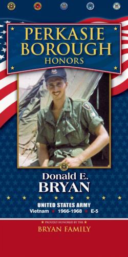 Donald E. Bryan