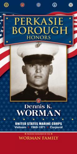 Dennis K. Worman