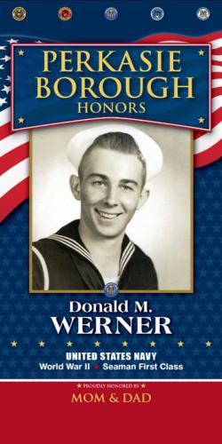 Donald M. Werner