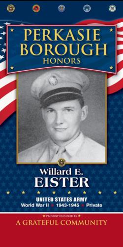 Willard E. Eister