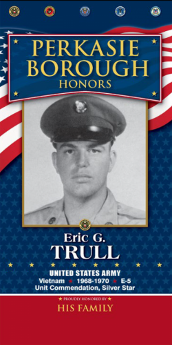 Eric G Trull