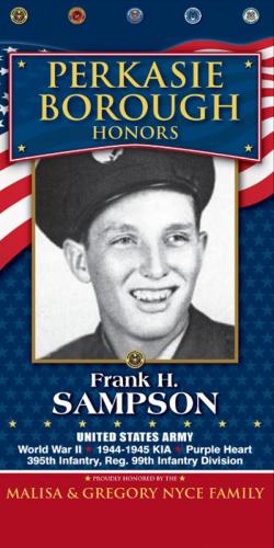 Frank H Sampson