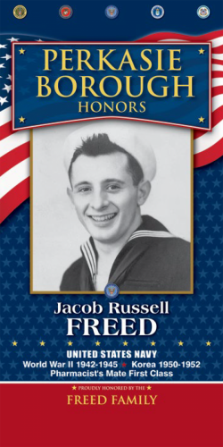 Jacob Russell Freed