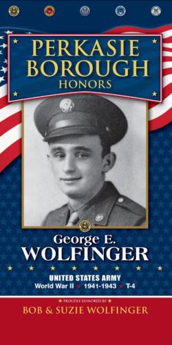 George E. Wolfinger