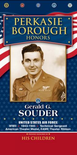 Gerald G. Souder