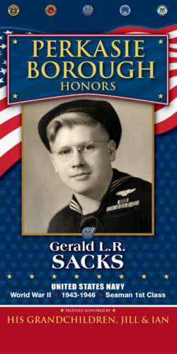 Gerald L.R. Sacks
