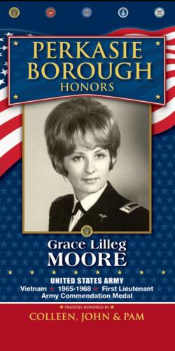 Grace Lilleg Moore