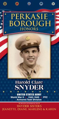 Harold Clare Snyder