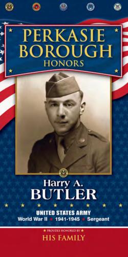Harry A. Butler
