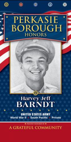 Harvey Jeff Barndt