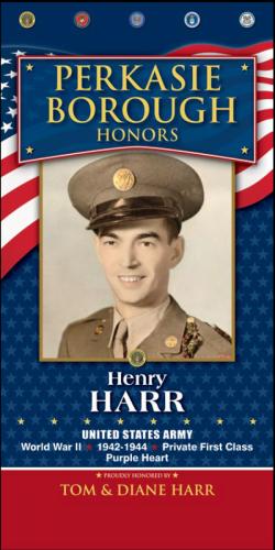 Henry Harr
