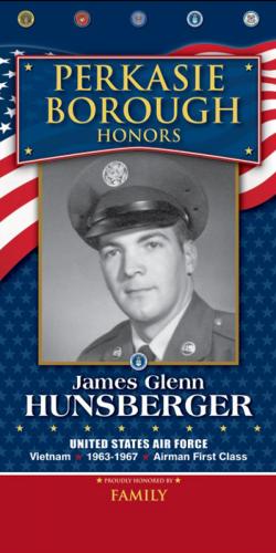 James Glenn Hunsberger