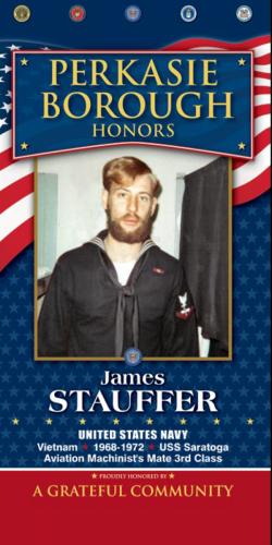 James Stauffer