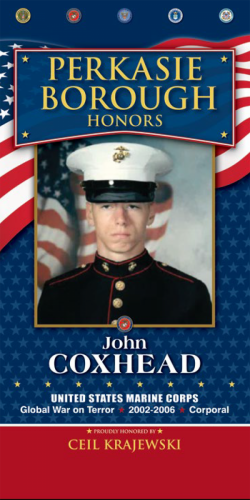 John Coxhead
