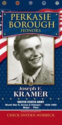Joseph E Kramer