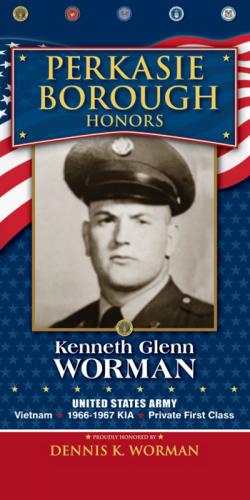 Kenneth Glenn Worman