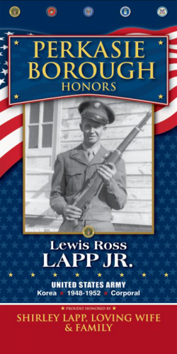 Lewis Ross Lapp Jr