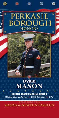 Dylan Mason