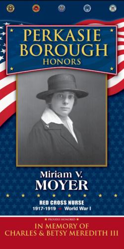 Miriam V. Moyer