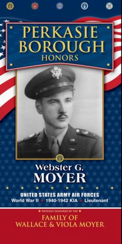 Webster G. Moyer