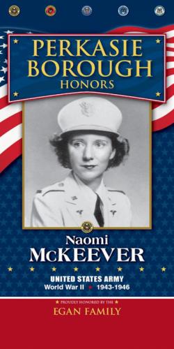 Naomi McKeever