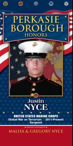 Justin Nyce