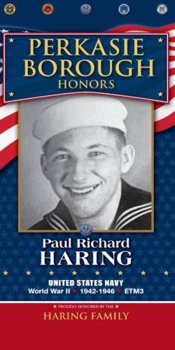 Paul Richard Haring