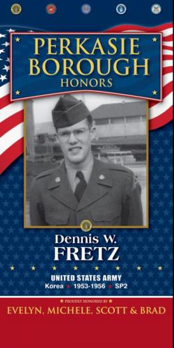 Dennis W. Fretz