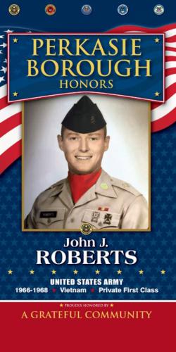 John J. Roberts