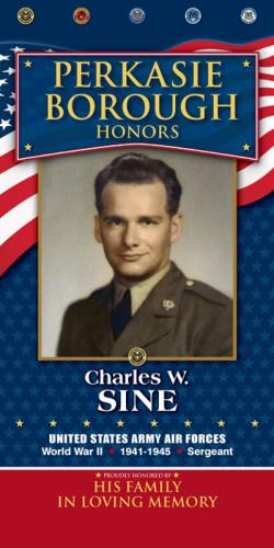 Charles W. Sine