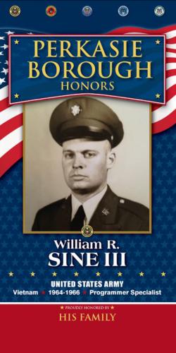 William R. Sine III
