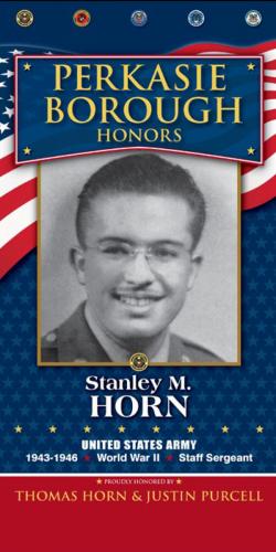 Stanley M. Horn