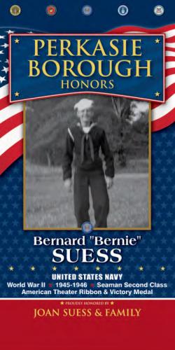 Bernie Suess