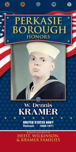 W. Dennis Kramer