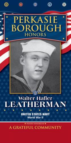 Walter Hafler Leatherman