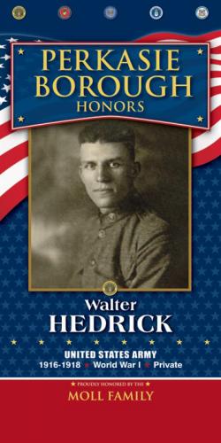 Walter Hedrick