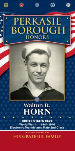 Walton R Horn