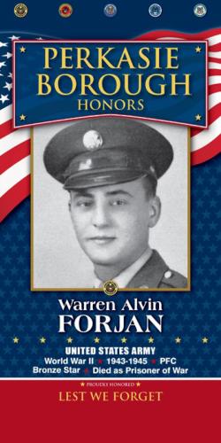 Warren Alvin Forjan